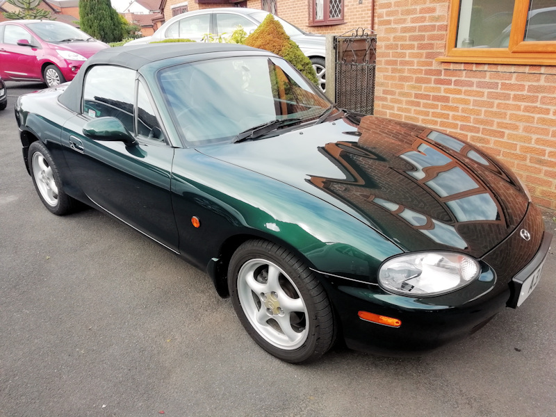 Mot Or Road Tax Which Comes First Car Talk Mx 5 Owners Club